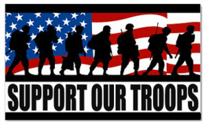 support urtroops